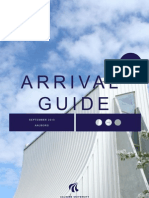 Aalborg Arrival Guide Degree Sep13