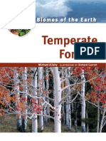 Biomes of the Earth-temperate Forests