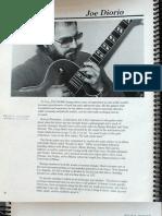 Joe Diorio - Modern Turnarounds