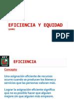 Clase 1 Eficiencia y Equidad 2