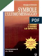 Giorgio Di Simone - Symbole l'Ultimo Messaggio