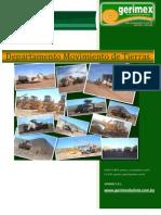BrochureMovDeTierras Rev 1 12 NOV 12