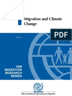 IOM Migration and Climate Change