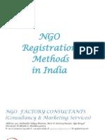 Ngo Registration Method