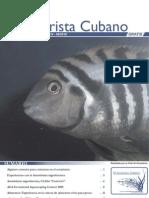Boletín El Acuarista Cubano 2010 No 19 Vol 4