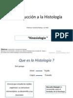 Introduccion a La Histologia Definicion y Tecnicas