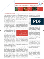 Krishnamurti Foundation Trust Newsletter _spring2008