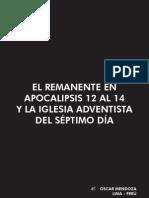 elremanenteenapocalipsis12al14ylaiglesiaadventistadelsptimoda-130311120937-phpapp02