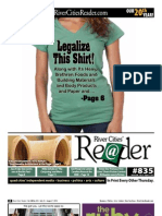 River Cities' Reader - Issue 835 - July 25, 2013