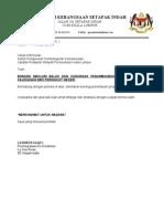 Surat Maklum Balas 1