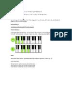 Pentatonic Og Dorisk Scala - Double Akkorder