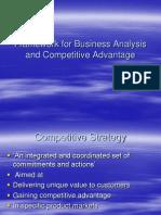 Business Anaysis