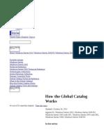 Global Gatalog