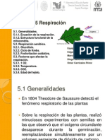 Unidad 5 Expo Respiracion Vegetal