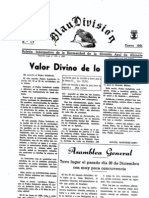 Boletin de la División Azul, 1961
