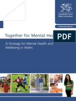 Mental Health Strategy for Wales