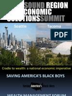 Saving America's Black Boys - Tacoma Economic Solutions Summit