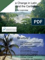 01 Climate Change LA and Caribbean