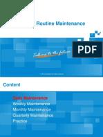 ZTE RNC Routine Maintenance