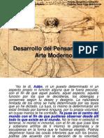 clase1desarrollodelpensamientoyartemoderno-110620205717-phpapp02