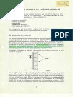 Desarrollo y Deteccion de Presiones Anormales