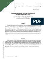13 Artigo Principais Fatores de Risco 8(1)2006