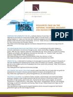 ARC Stimulus Resources Page