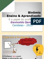 Binômio- Ensino aprendizagem13 as 14