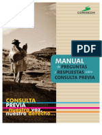 Manual Comisedh