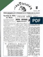 Boletin de la División azul, 1963