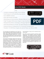 RFC Mantis II 433 MHz Reader (2007)