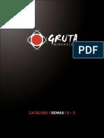 Gruta Catalogo Gemas G-Z