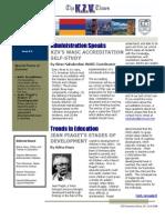 KZV Newsletter - February