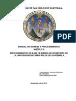 ManualesModulo 2 Baja de Bienes de Inventario,14!07!10