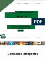Pt La Direccion General