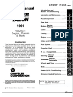 97-99 mitsubishi eclipse Electrical manual | Troubleshooting ...