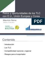 Retos y Oportunidades de Los Tlc