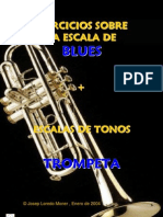 MÉTODO BLUES TROMPETA PORTADA