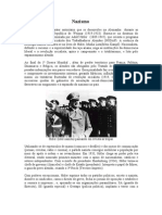 Nazismo Fascismo