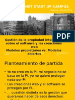 Gestion PI Valencia20072012