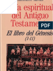 Guia Espiritual del Antiguo Testamento Libro Del Genesis (1-11) - Ravasi