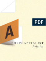 Post Capitalist Politics - Graham Gibson