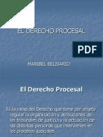 Scribd El Derecho Procesal