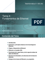 4 Fundamentos Ethernet