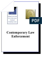 Contemporary Law Enforcement 1