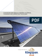 Kingspan Solar Design Guidelines