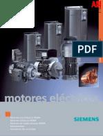 Cat Motores Siemens
