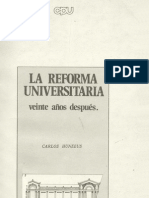 La Reforma Universitaria (Carlos Hunneus)(CPU).pdf