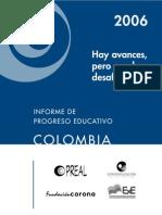 Preal_Informe educacion 2000-2005