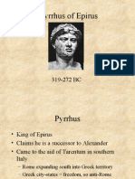 AWPyrrhus of Epirus